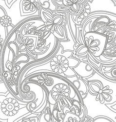 Paisley vector