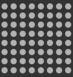 set of grey abstract geometric seamless background vector image