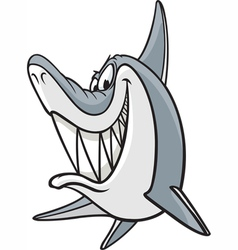 Sneaky Shark vector