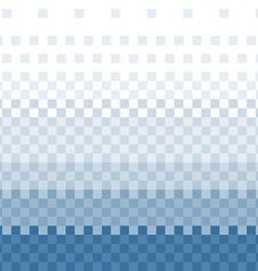 Pixel gradient vector image vector image