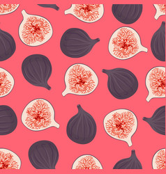 Pattern with fig 1 vector