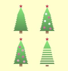 Christmas tree gradient vector