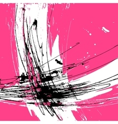 Abstract background paint graphic vector