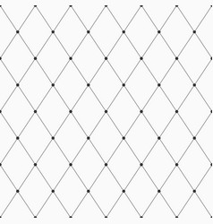 Seamless pattern geometric background with vector