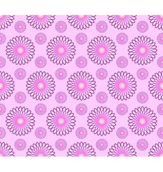 abstract seamless pattern background with vector image