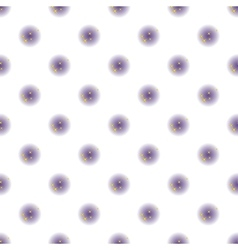 Nebula pattern cartoon style vector image