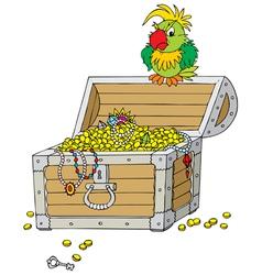 Treasure vector