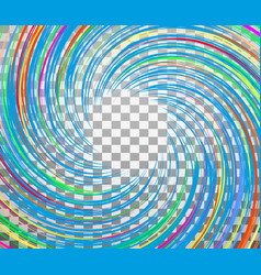 Whirlpool background vector