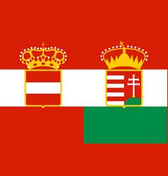 Historical flag vector