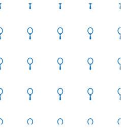 Mirror icon pattern seamless white background vector