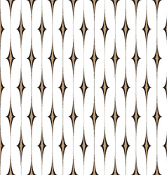 rhombus seamless abstract pattern vector image
