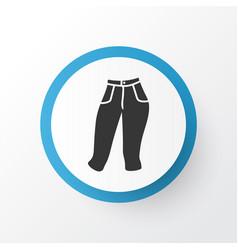 Capris icon symbol premium quality isolated vector