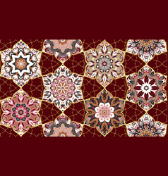 seamless texture for design template vector image vector image