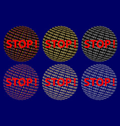 1st december world aids day vector