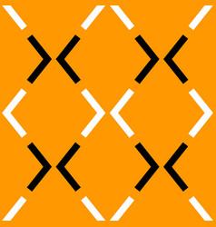 Diagonal cut seamless pattern vector