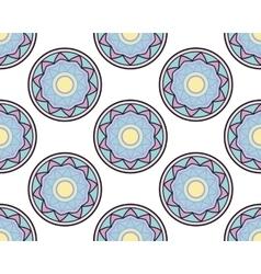 Elegant Ornaments Lace Mandala vector