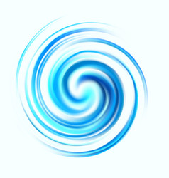 Abstract blue swirl background blue wave vector