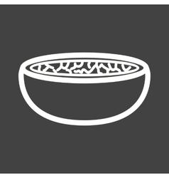 Bread Soup vector image