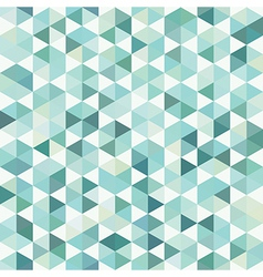 pattern geometric shapes Background with hexagons vector image