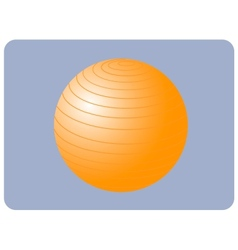 Fitball vector