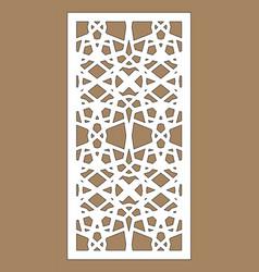 laser pattern decorative panels for vector image
