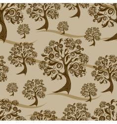 autumn pattern thanksgiving vector image