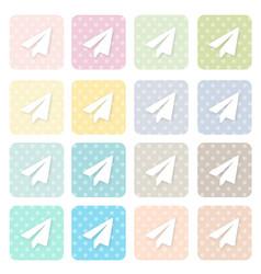 Icons-social24 vector