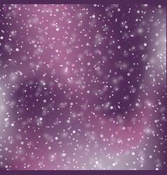 empty-snow-texture-mesh-violet vector image