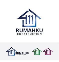 My homes logo vector