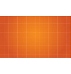 Orange background square style collection vector