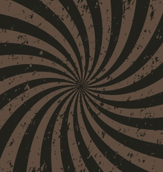 Swirl striped background vector