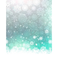 Blue Christmas Background EPS 8 vector image vector image