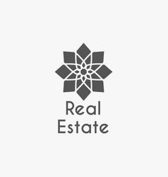 asian logo template vector image