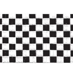 Checkered Grunge vector