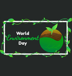 environment long vector image