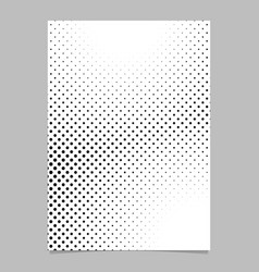 retro abstract halftone circle pattern background vector image
