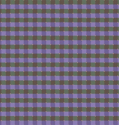 Textured tartan plaid Seamless pattern vector image