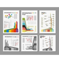 Conceptual blank - colorful infographics design vector