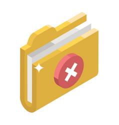 Delete folder vector