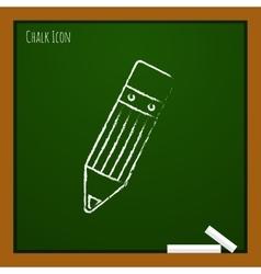 pencil icon Eps10 vector image