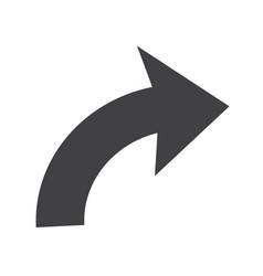 Redo icon sign vector