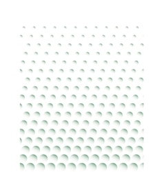 Seamless background pattern with dots vector image vector image