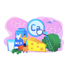 Uses of calcium concept vector