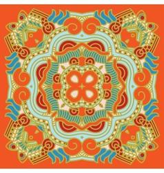 Ornamental ethnicity pattern vector image vector image