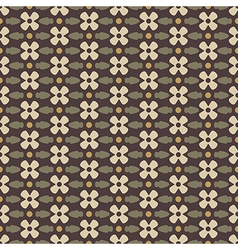 Dark old pattern vector image