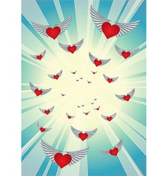Heart 10 vector