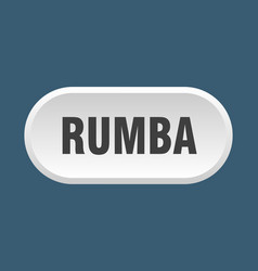 Rumba button rounded sign on white background vector