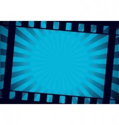 video film vector image