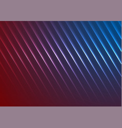 blue and purple neon laser lines abstract vector image