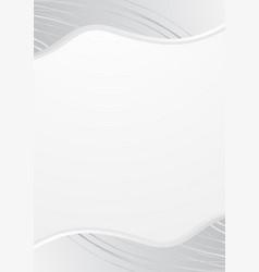 elegance frame vector image